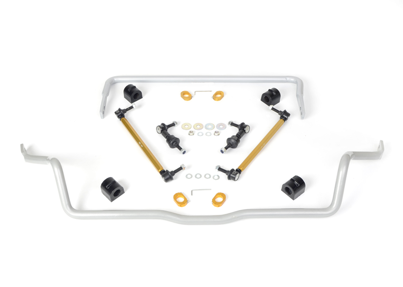 Whiteline BFK003 Sway Bar Kit Front & Rear fits Ford Focus