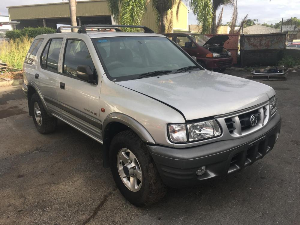 medium resolution of coil coil pack holden frontera 2000