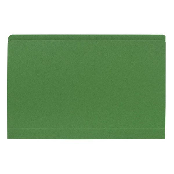 Avery Foolscap Manila Folder Green 100 Pack Officeworks