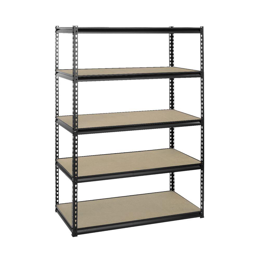 Heavy Duty 5 Shelf Storage Unit  eBay