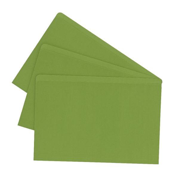 JBurrows Foolscap Manila Folder Green 25 Pack Officeworks
