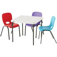 Lifetime Kids Chair Purple | Officeworks