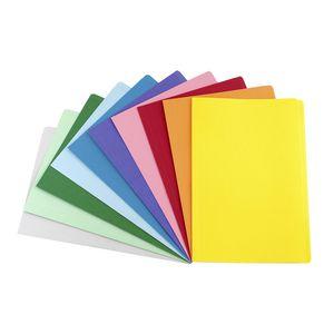 Avery Foolscap Manila Folder Light Green 100 Pack