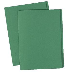 Avery A4 Manila Folder Green 100 Pack Officeworks