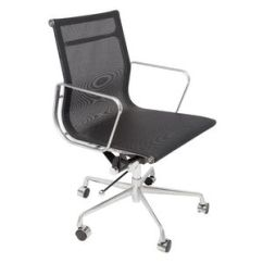 Meeting Room Chairs Swivel Rocking Chair Parts Rapidline Mesh Black Officeworks