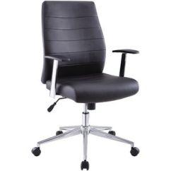 Oslo Posture Chair Review Teak Wood Revolving Executive Black