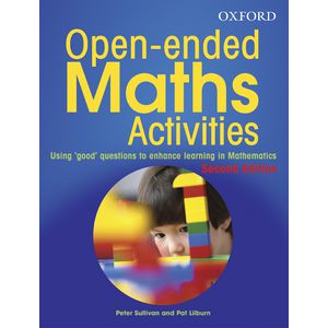 Oxford Openended Maths Activities Teachers Reference