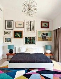 Modern-Retro Style For Your Bedroom