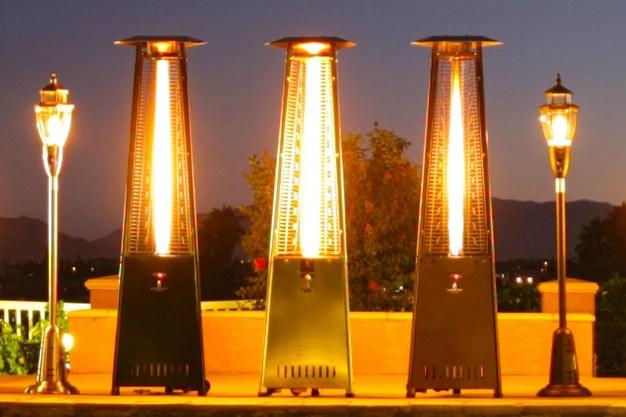 natural gas patio heaters sylvane