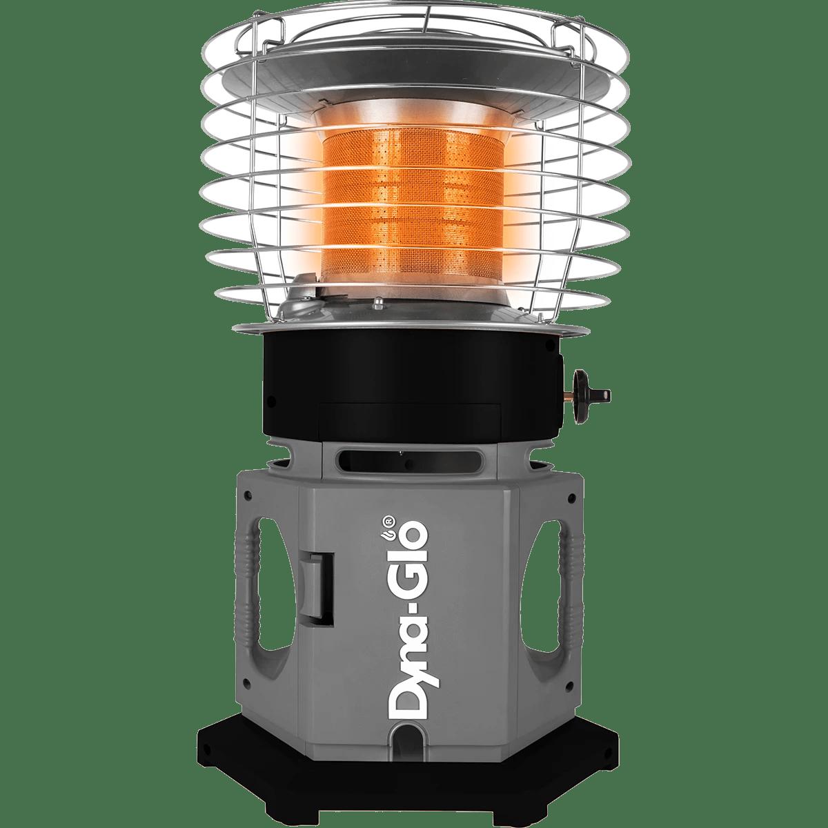 dyna glo heataround 360 portable propane heater
