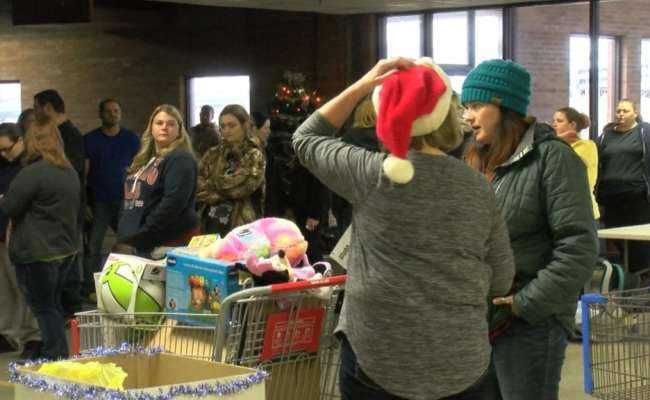 Toys For Tots Gives Hope To Kids For Christmas