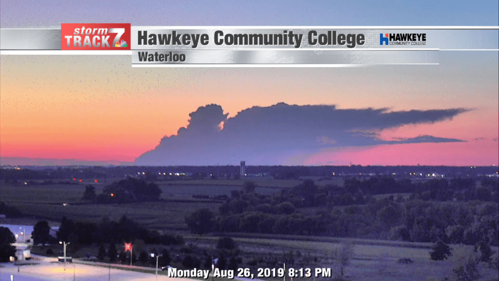 a lone storm kwwl
