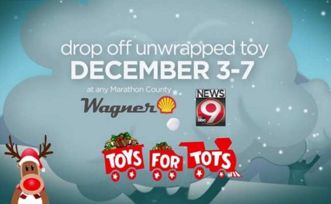 Toys For Tots Waow