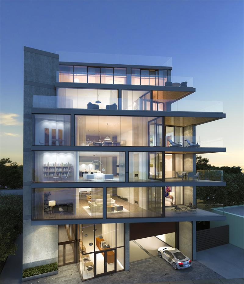 The Best Luxury Condos In Toronto With Suites Over 2 500 Sq