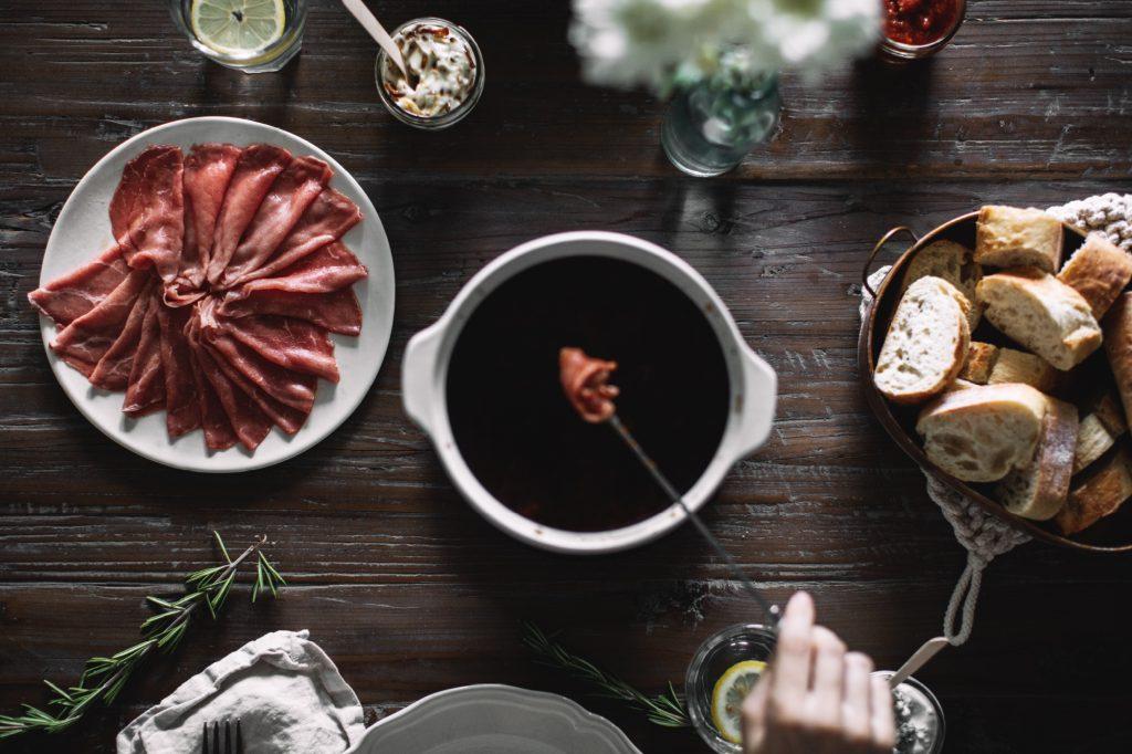 Tout sur la fondue chinoise  Trois fois par jour