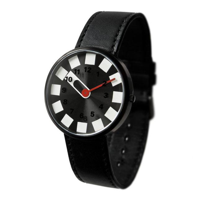 Armbanduhr Watch3 Black by Steven Gtz  Bestswissch