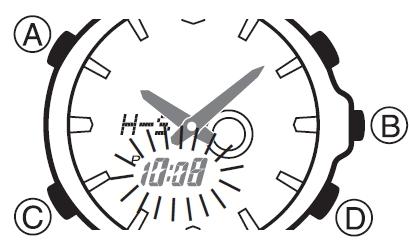 Как настроить часы Edifice — русская инструкция — Casioblog.RU