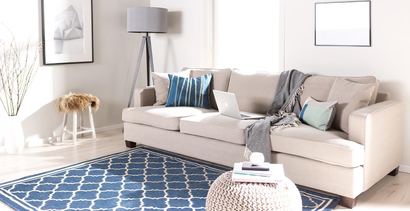 Moderne Wohnzimmer Tolle Rabatte bis 70  WESTWING