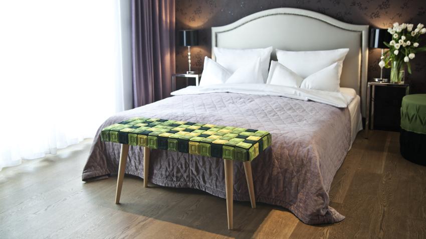 Cabeceros tapizados nicos para tu dormitorio  WESTWING