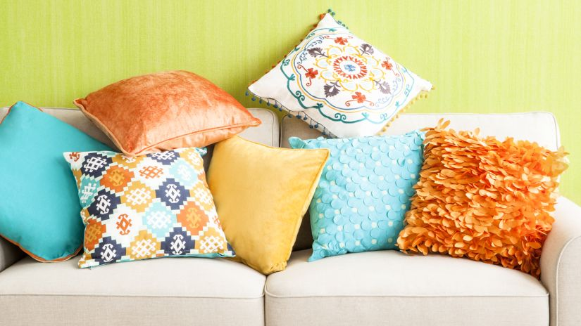 Cojines textiles funcionales y verstiles en WESTWING