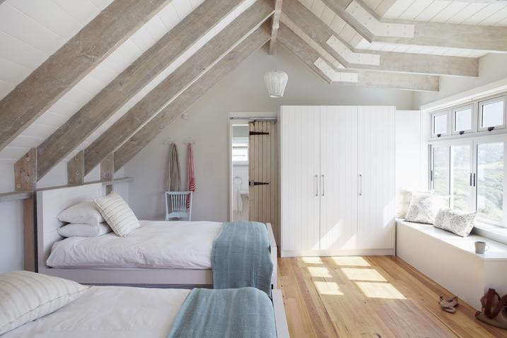 Dormitorio abuhardillado refugio con encanto  WESTWING