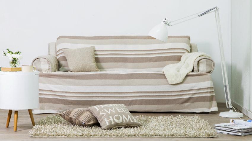 Copridivani stile e comfort in soggiorno  DALANI