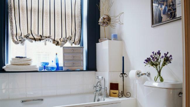 DALANI  Idee e consigli per arredare un bagno piccolo