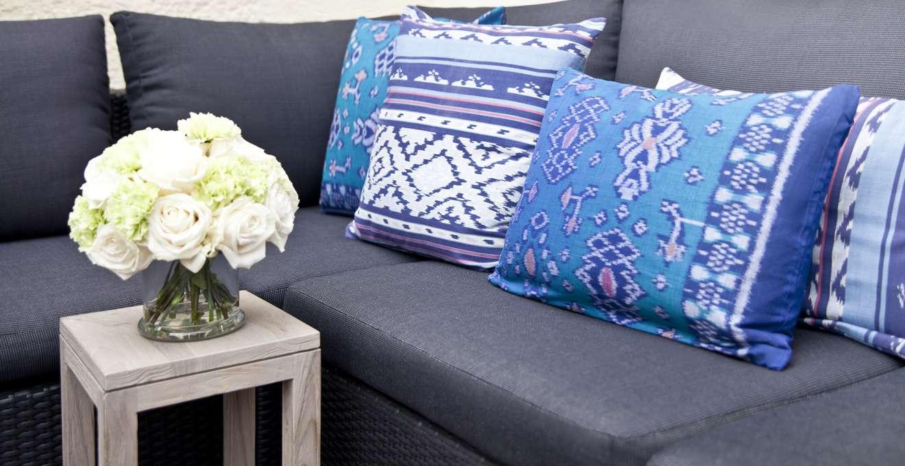 DALANI  Federe per cuscini 40x60 colorate e di stile