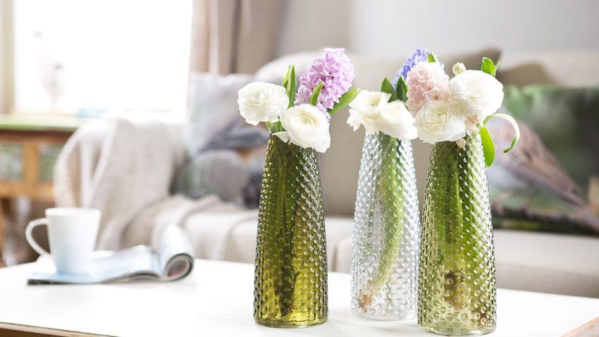 DALANI  Vaso in vetro eleganti e raffinati oggetti