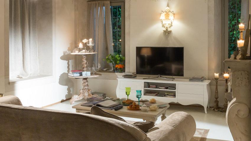 Salotti Shabby Chic - Idee per la casa e l\'interior design ...