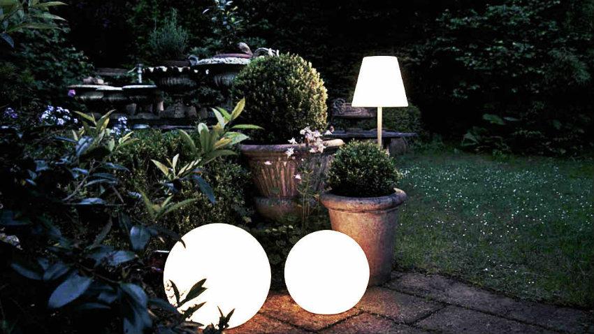 DALANI  Piantane da esterno illuminazioni outdoor
