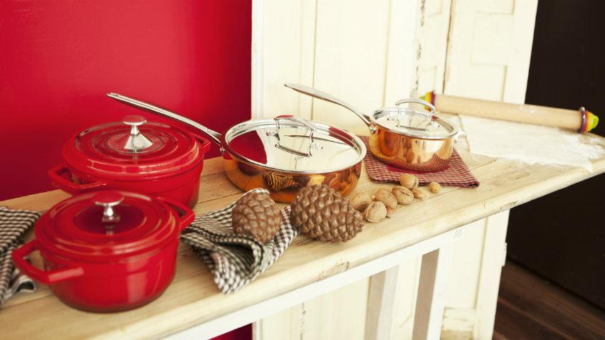 DALANI  Carrelli da cucina pieghevoli comodi e pratici