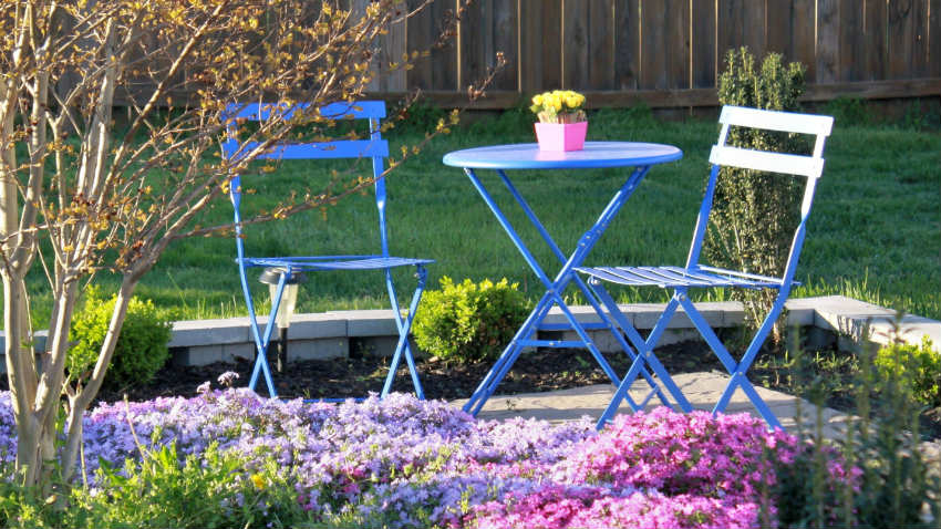 DALANI  Tavoli da giardino pieghevoli per vivere loutdoor