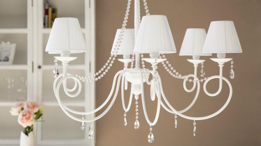 DALANI  Lampadari classici lo stile intramontabile del vetro