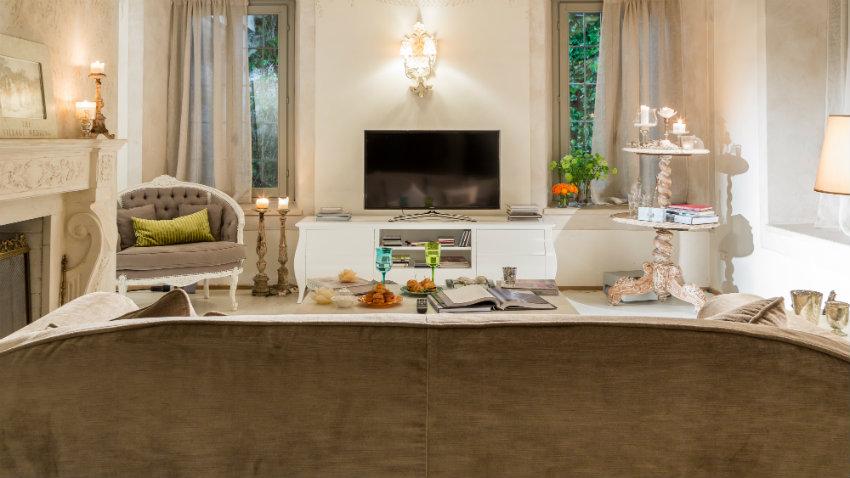 DALANI  Parete attrezzata per soggiorno comoda e di stile