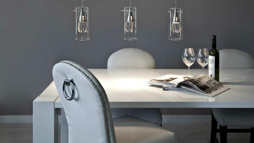 DALANI  Tavoli da pranzo moderni minimal design