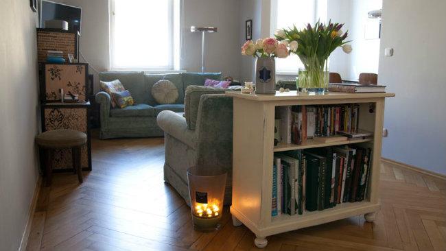 DALANI  6 consigli per arredare un soggiorno piccolo