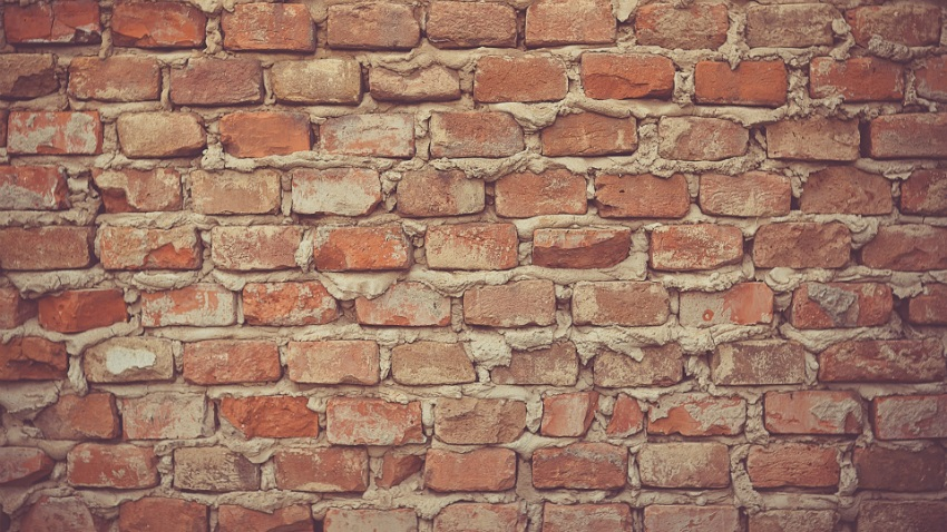 DALANI  Carta da parati effetto pietra pareti industrial