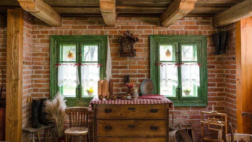 DALANI  Tende per cucina a vetro fantasie di tessuti