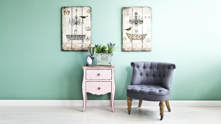Groen behang een must voor je muren  Westwing