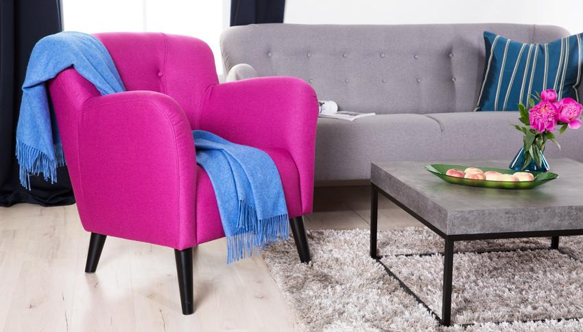 Roze stoel  vind de perfecte stoel online  Westwing