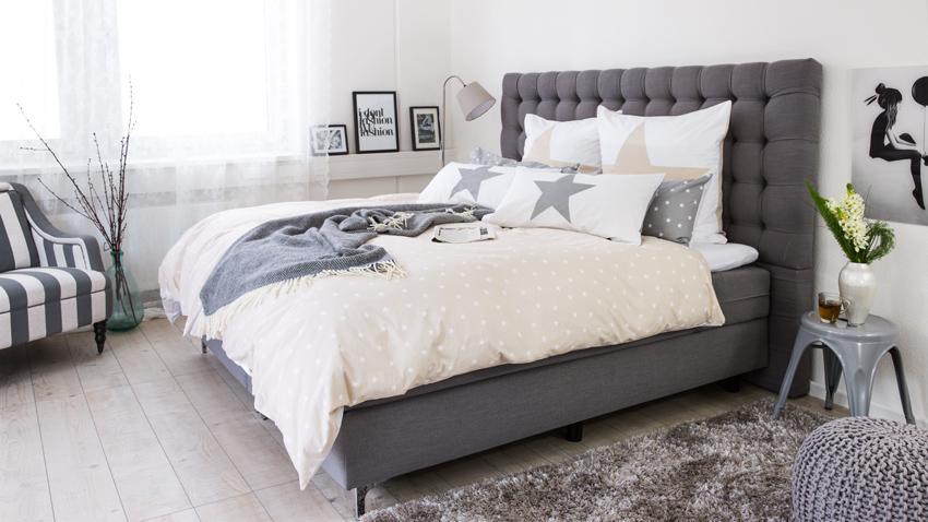 Een lekker groot bed hier met korting tot 70  Westwing