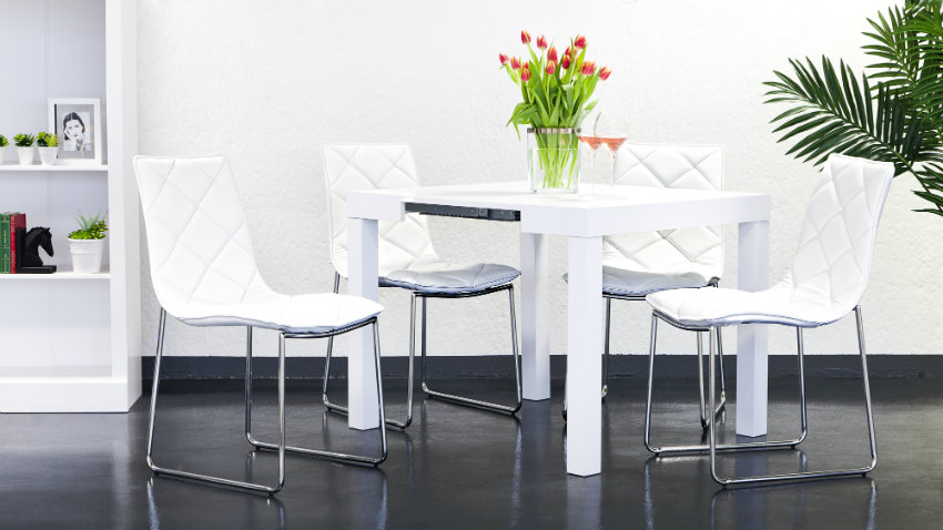 Shop hier je moderne eetkamerstoelen mt korting  Westwing