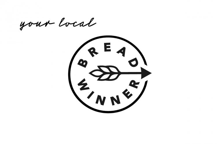 Lewis Moberly's identity for charity Breadwinners