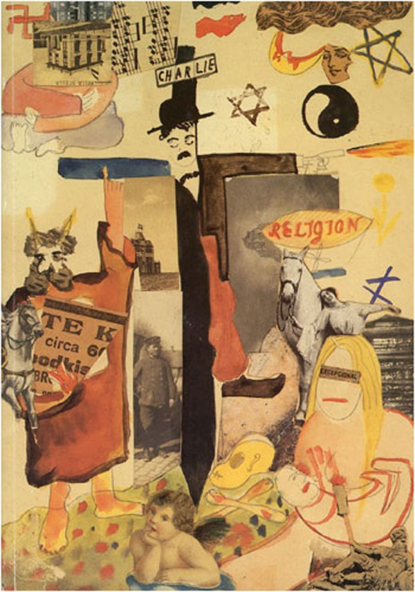 Erwin Blumenfeld Dada Vogue