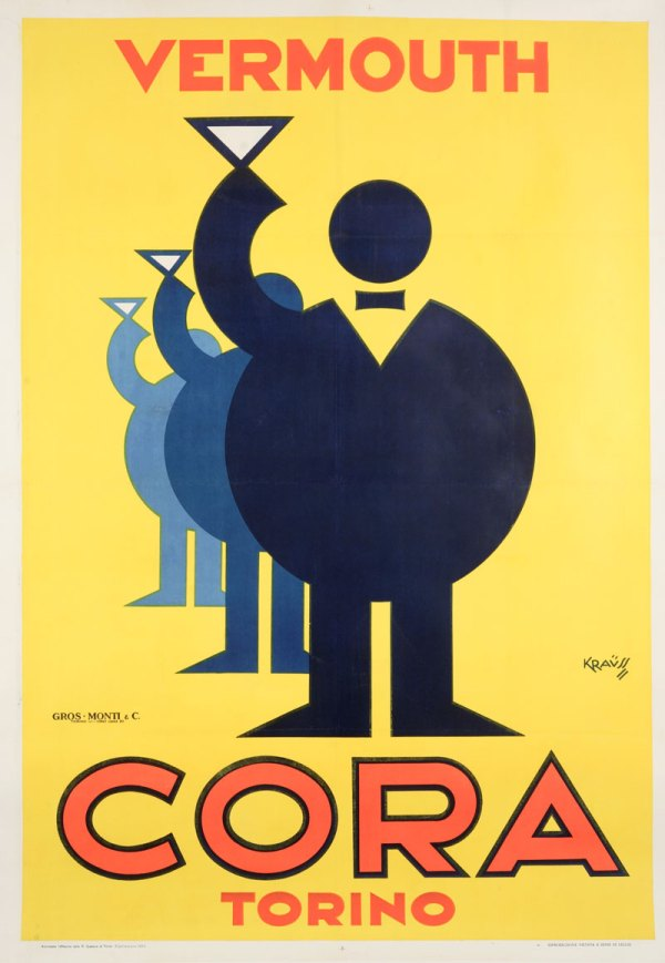 Book Of Art Deco Posters - Thames & Hudson