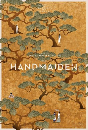 Image result for the handmaiden poster
