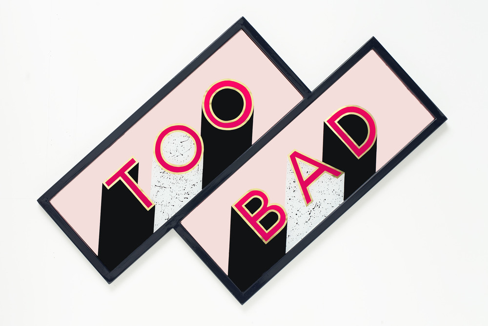 'Too Bad' by Archie Proudfoot (archieproudfoot.com)