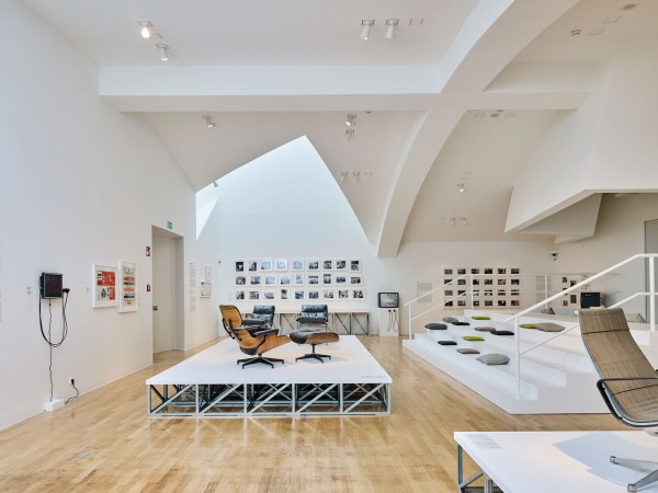 Vitra Exhibitions Celebrate Work Of Charles And Ray Eames