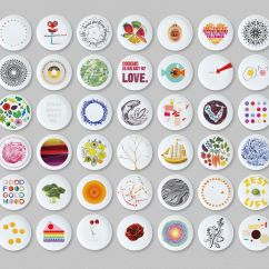 Kitchen Plates Track Lighting For Island Artists And Creatives Design Cancer Charity Life